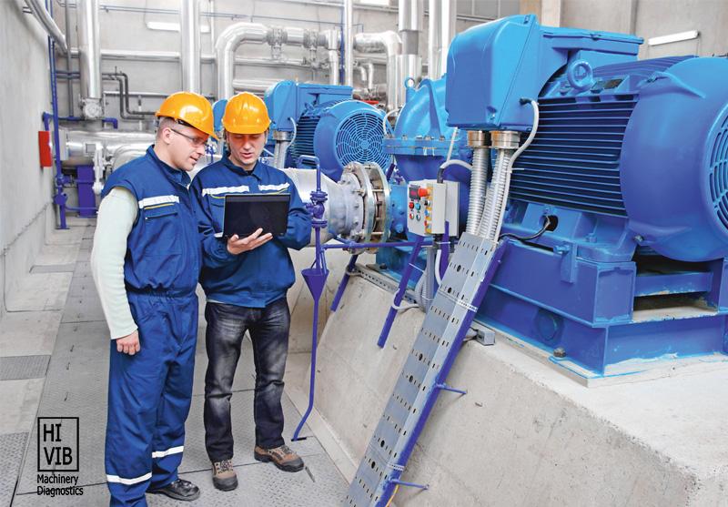 Machinery diagnostics